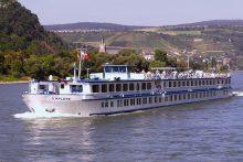 Groepsaccommodatie schip MPS Arlene.